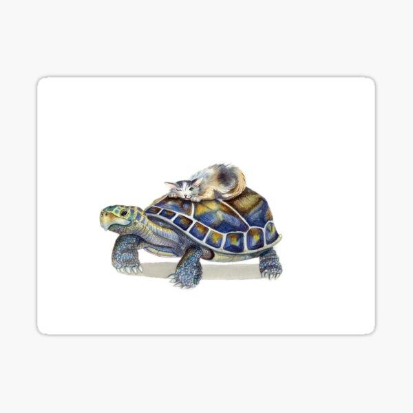 """Schildkröte –aus """"Der weiße Elf"""" Sticker"""
