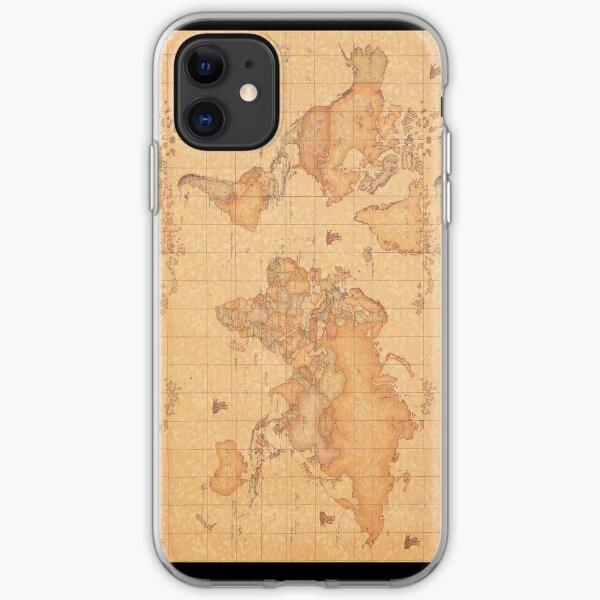 Amsterdam City Map iPhone 11 case