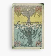 The Forth Incarnation. Canvas Print