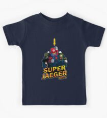 Super Jaeger Bros Kids Tee