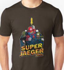 Super Jaeger Bros Unisex T-Shirt