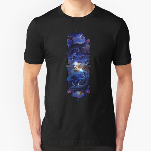 Eclipsed Slim Fit T-Shirt
