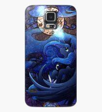 Funda/vinilo para Samsung Galaxy Eclipsado