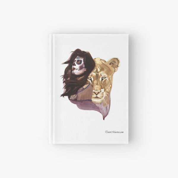 Strength - Fuerza  Hardcover Journal