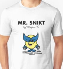 Mr Snikt Unisex T-Shirt