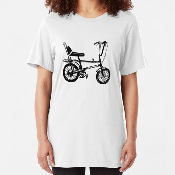 BMX Retro Grifter T-shirt 80s Classic Dirt Bike Sport Bicycle Grey White Tshirt