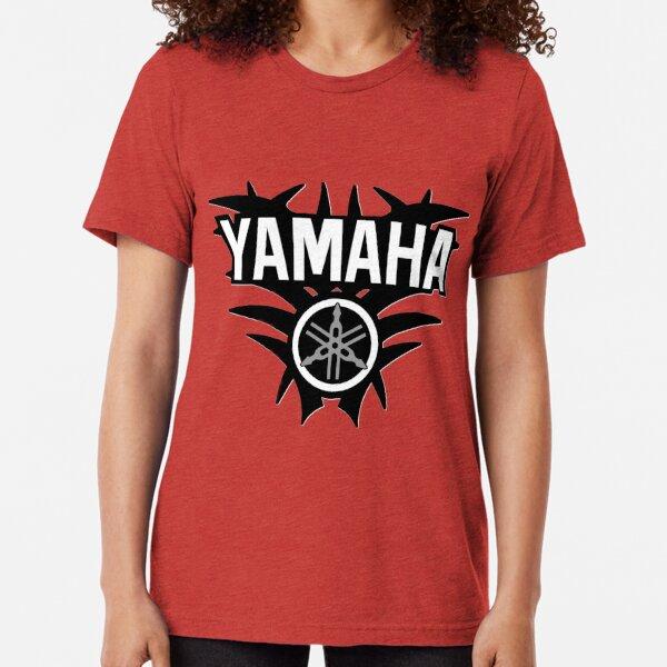 5XL T-Shirt Yamaha Factory Racing Tee Logo Moto GP Motorcycle Motorbike Race Gift S
