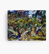 Idiot Wind  Canvas Print