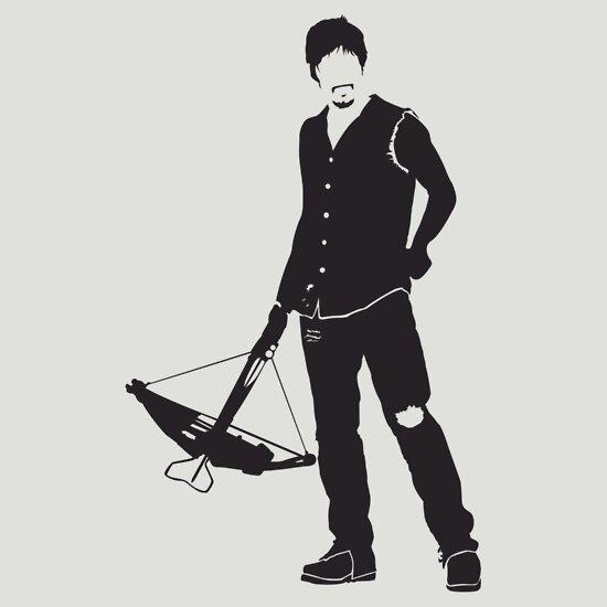 TShirtGifter presents: Daryl  | Unisex T-Shirt