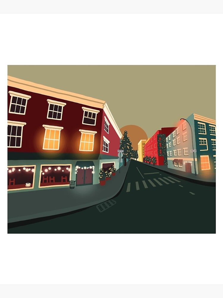 Greenwich Village, NY by madeleine-dalby