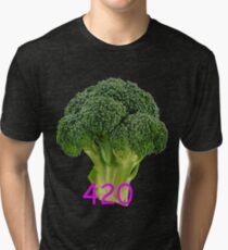 420 Blaze It Tri-blend T-Shirt