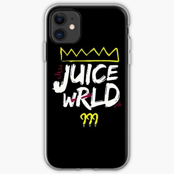 Juice Wrld 999 Rap HipHop 3 iPhone Soft Case