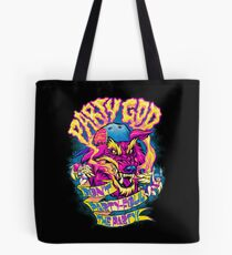 PARTY GOD Tote Bag