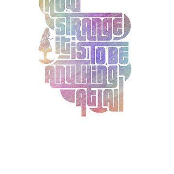 How Strange :: Alice      {{READ DESCRIPTION}} by ImHigh