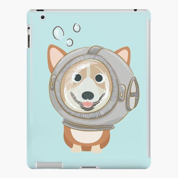 My Corgi World - Majesty Pembroke - Cute welsh cardigan corgis is diving iPad Snap Case