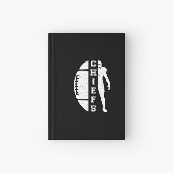 Chiefs - American Football Hardcover Journal