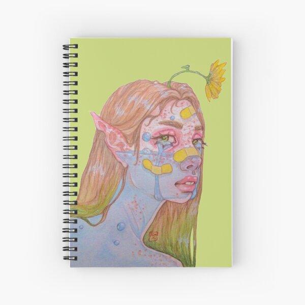 Freckled Vessel Spiral Notebook