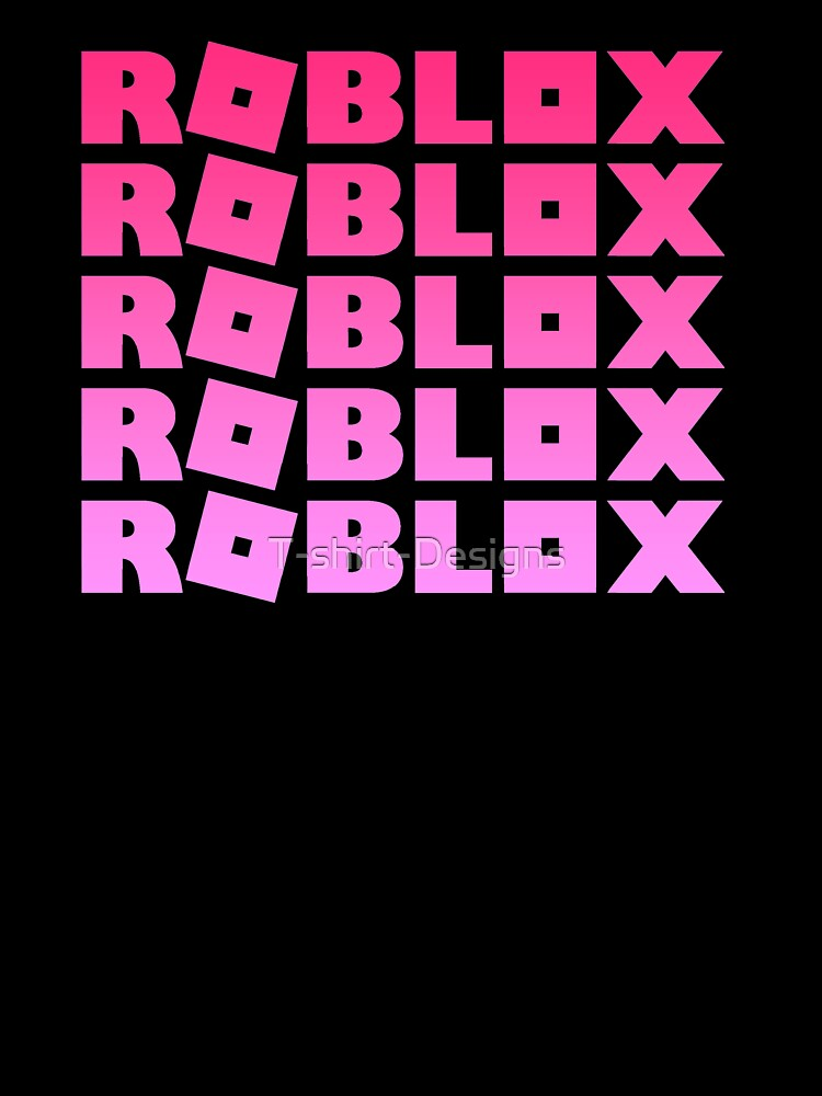 Roblox Neon Pink Kids T Shirt By T Shirt Designs Redbubble The following tool will convert your entered text into images using the new way new way 923 youth t shirt roblox logo game accent xl heliconia walmart com. redbubble