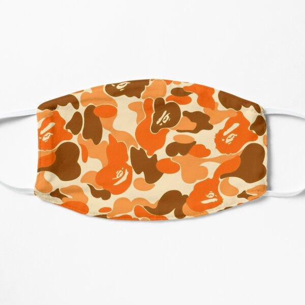 Orange Bape Mask