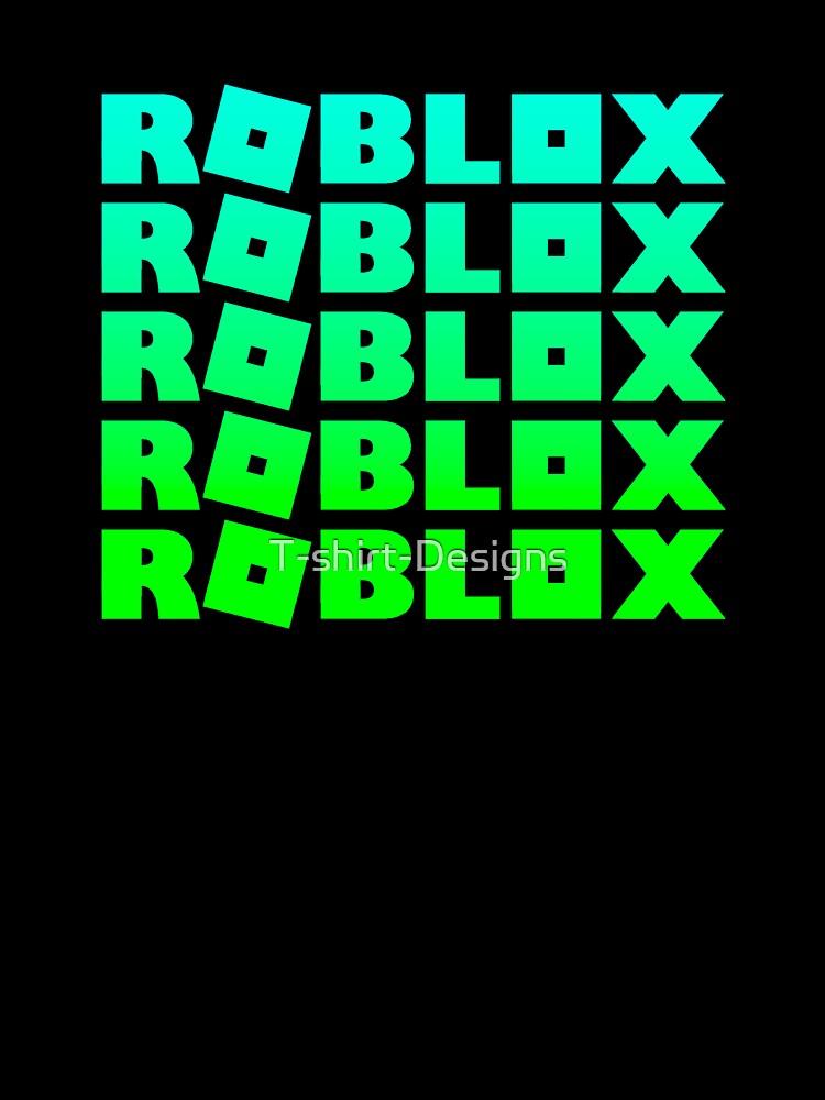 Icon Pastel Green Roblox Logo Roblox Neon Green Kids T Shirt By T Shirt Designs Redbubble