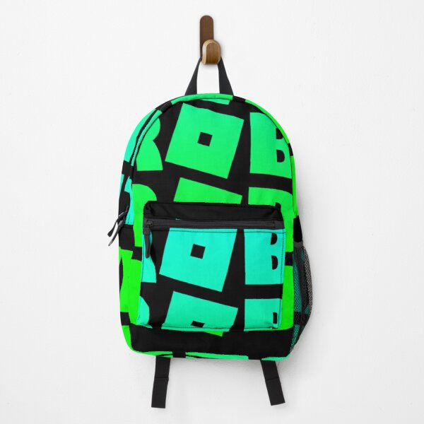 Roblox Neon Green Backpack