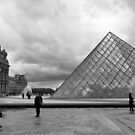 One for the scrapbook - Paris, France by Norman Repacholi