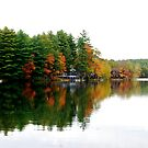 Massachusetts Lake by Uni356
