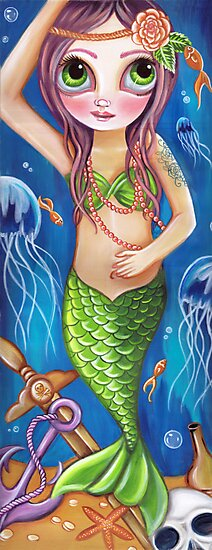 Siren of the Seabed by Jaz Higgins
