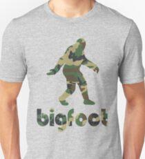 Bigfoot Woodland Camo T-Shirt