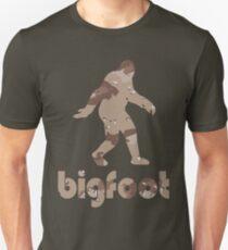 Bigfoot Desert Camo Unisex T-Shirt