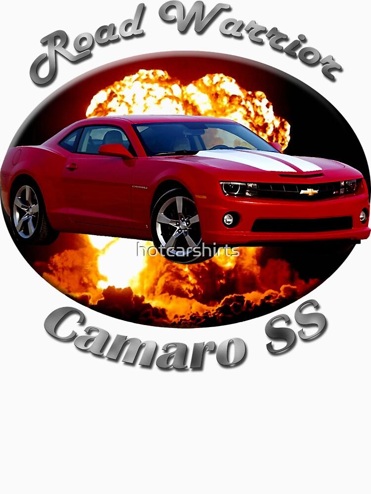 Chevy Camaro SS Road Warrior by hotcarshirts