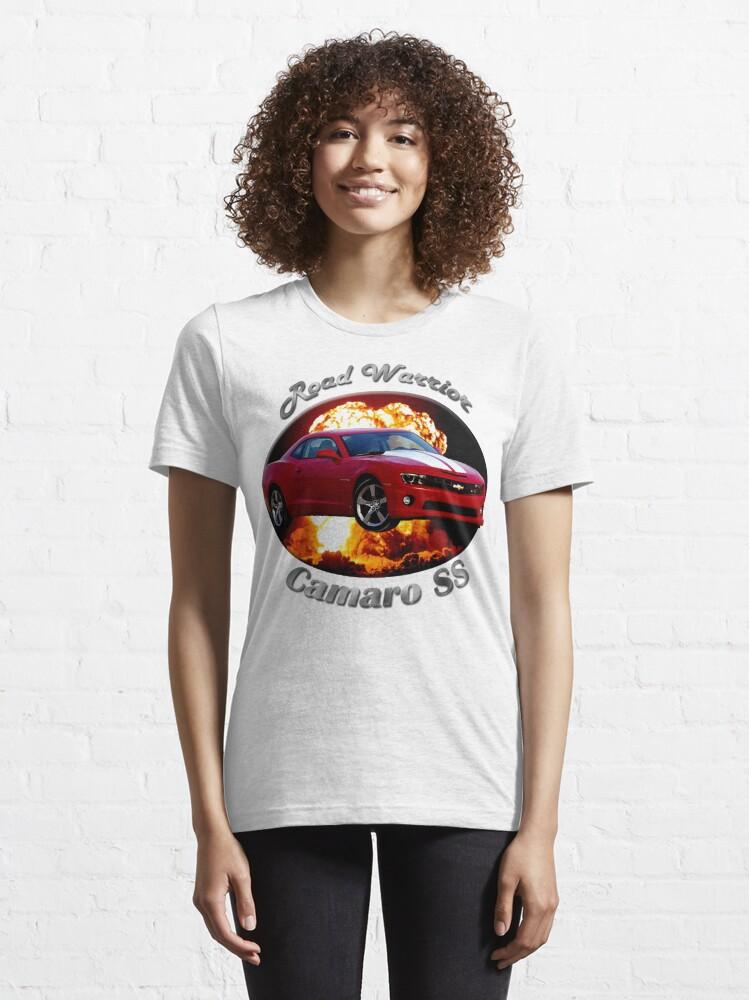 Alternate view of Chevy Camaro SS Road Warrior Essential T-Shirt