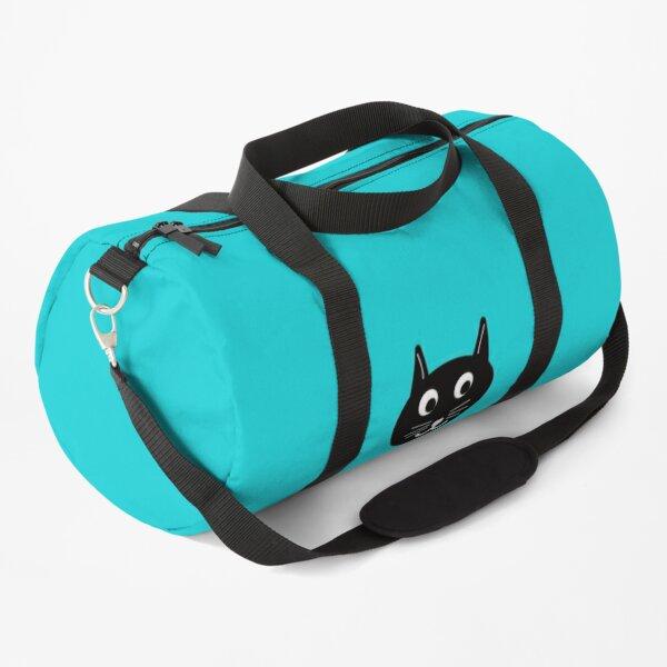 Cat design Duffle Bag