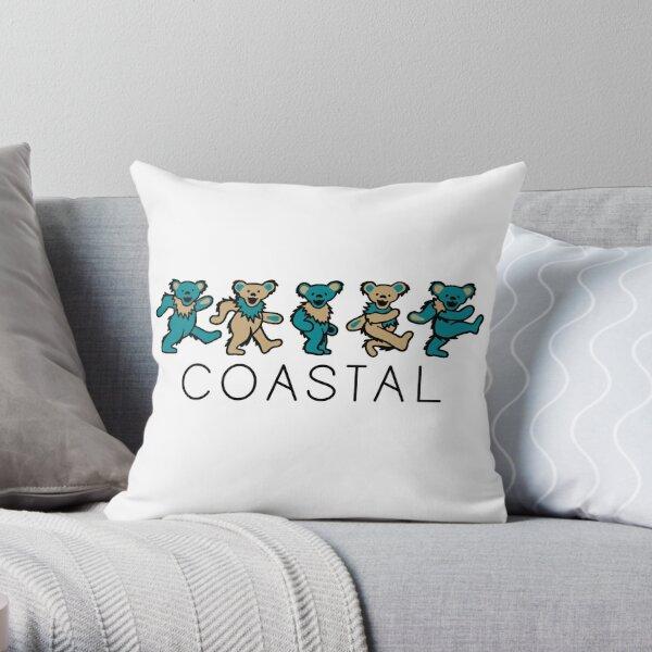 Coastal Carolina Bears Throw Pillow