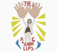 The flaming lips - big hands | Unisex T-Shirt