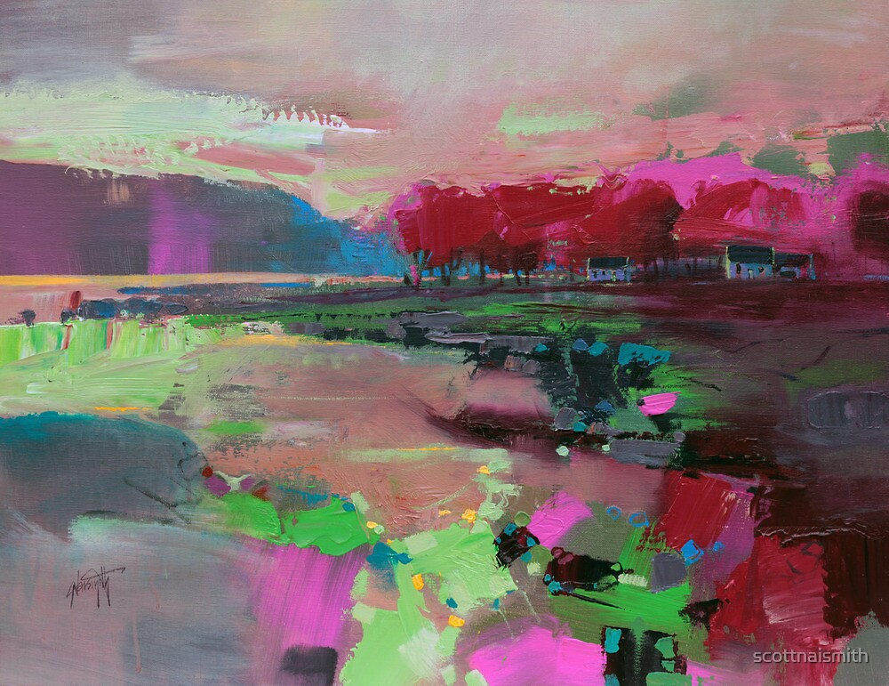 Cowal Trees by scottnaismith