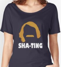 KEITH LEMON - SHA-TING Women's Relaxed Fit T-Shirt