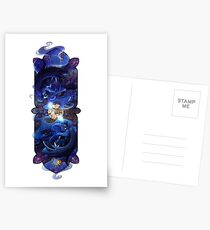 Eclipsed Postcards