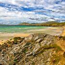 Harris: Horgabost Beach by Kasia-D