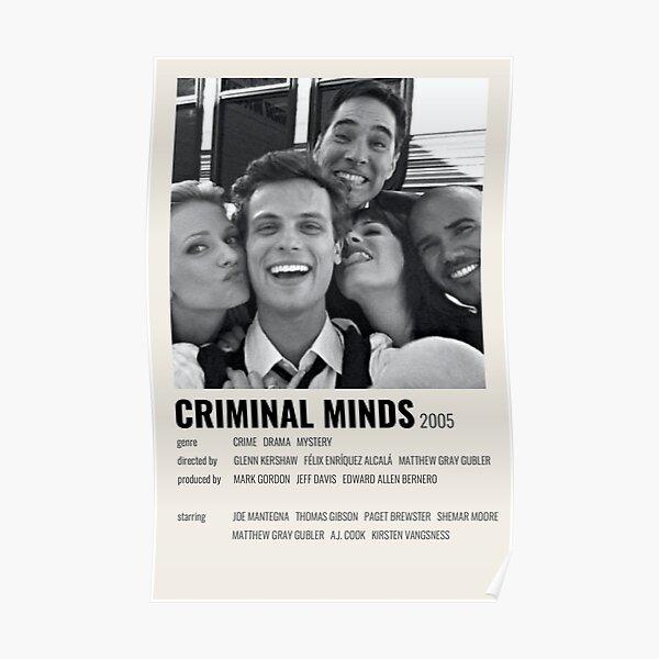 criminal minds alternative Poster