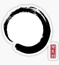 Zen Enzo  Sticker