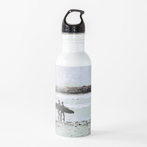 Father and Son Water Bottle