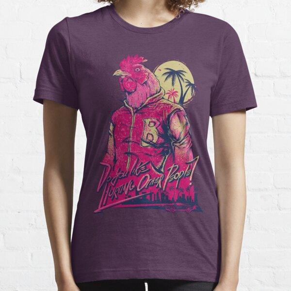 Hotline Miami - Richard Essential T-Shirt