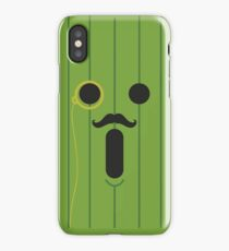 Sir Cactuar iPhone Case/Skin