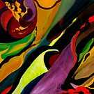 Manic Descent by Frances Langstaff