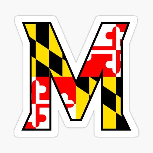 UMD Logo Sticker