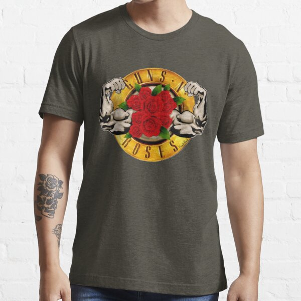 Muscles and Roses Essential T-Shirt