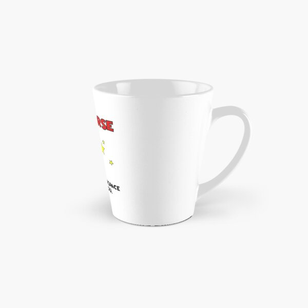 Astro Nurse You will be in outerspace Tall Mug
