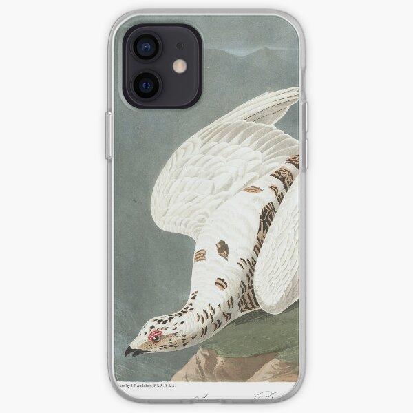 Top Best of Birds Ptarmigan Tshirt Birds of America Cottagecore JJ Audubon iPhone Soft Case