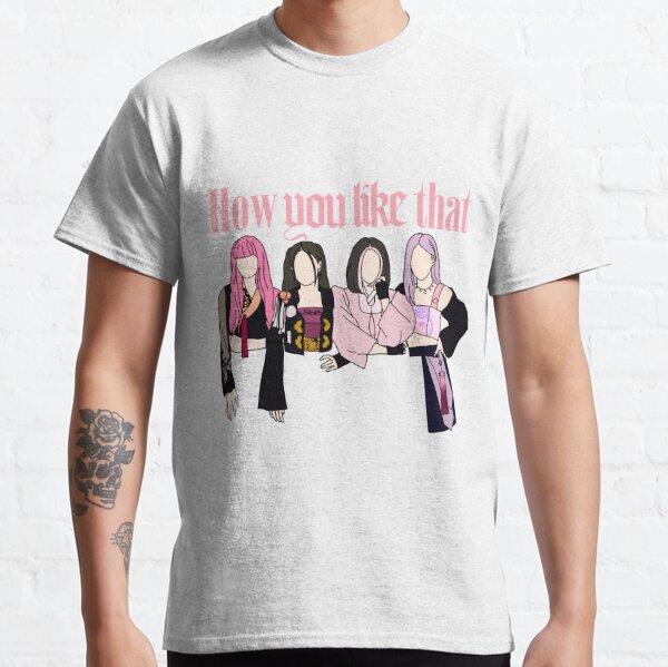 Cómo te gusta ese hanbok Blackpink Kpop Camiseta clásica